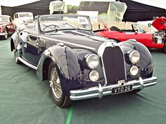 511 Talbot Lago T26 Record Cabriolet (1949) (robertknight16) Tags: talbot lagotalbot france 1940s darracq rootes t150 t26 brooklands vto26