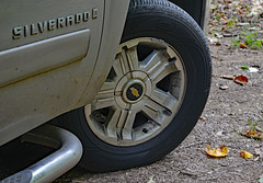 Ramble On (BKHagar *Kim*) Tags: bkhagar truck wheel wheels chevy chevrolet silverado travel haul comfort sale sales trip challenge julesphotochallengegroup tire hiyosilveraway