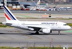 Air France Airbus A318-111 F-GUGR (Mark 1991) Tags: madrid airbus mad airfrance barajas madridairport a318 madridbarajas fgugr a318100