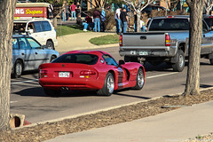 Dodge Viper (Hunter J. G. Frim Photography) Tags: red colorado snake dodge viper supercar v10 gts srt srtviper srtvipergts