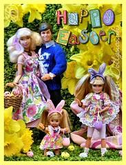 Happy Easter 2015 (HollysDollys) Tags: family fashion easter toy toys happy blog spring stacie doll dolls princess emma ken barbie rocky ella disney holly story shelly kelly cinderella ruby dolly stories disneystore dollies hollys 2015 dollys disneydoll hollysdollys