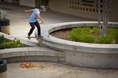 Dean Tail Slide (RobertoShootsToo) Tags: art photography skateboarding tail skating gap slide ledge skate skateboard oneinamillion tailslide skateart streetspot skatephotography skatelife stixrideshop deanpauldenniston