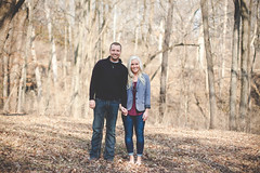 Carrie & Taylor 12 (TheLadyFace) Tags: trees wedding white black laura cute love smile contrast lens happy photography engagement couple bokeh low h flare carrie curve elliot appy tone lre