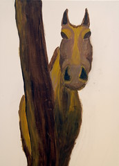 """Paard,  painting • <a style=""""font-size:0.8em;"""" href=""""http://www.flickr.com/photos/68171365@N08/17314161101/"""" target=""""_blank"""">View on Flickr</a>"""