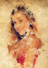 Minha Arte (minhaartevm) Tags: cute art love beautiful photoshop design graphicdesign amazing cool nice artwork awesome like loveit fanart photoshopart designart minhaarte designergrafico arianagrande arinators