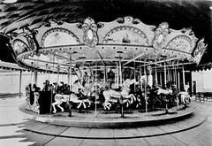 Griffith Park Merry-Go-Round, 1937