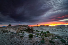 Campo de Cartagena (Carlos J. Teruel) Tags: sunset cloud atardecer nikon tokina murcia nubes inverso filtros gnd tokina1116 xaviersam carlosjteruel d800e
