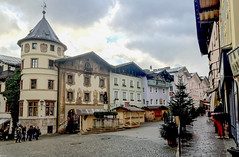 Berchtesgaden, Germany (Winter) (samwz) Tags: christmas travel winter holiday germany deutschland austria berchtesgaden europe 2015 categorized