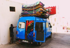Viaje a Martil (gabrielromeroplana) Tags: viaje canon marruecos campamento furgoneta tanger martil colchones powershotsx230hs