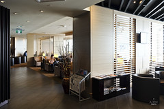 Plaza Premium Lounge (A. Wee) Tags: canada   vancouver airport  yvr plazapremium lounge