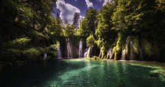 Plitvice (Croosterpix) Tags: landscape lake waterfall plitvice croatia nature croosterpix