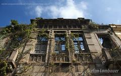 Casaro (Stefan Lambauer) Tags: ruadocomrcio casaro windows old abandoned abandonada building brasil brazil santos stefanlambauer 2016 sopaulo br