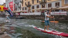 DSC08213 (eliazar.dominantez) Tags: canal italia italy lombardia lombardy milan milano navigli sports street water