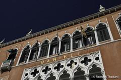 Hotel Danieli, Venezia (Ramesh_Thadani) Tags: venice italy it venezia touristattraction attraction historiccity veneto danieli rivadeglischiavoni historiccenter historiccentre hoteldanieli