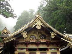 Templi nella nebbia (Raffa2112) Tags: mist japan nikko nebbia giappone tempio canonpowershotg10 raffa2112