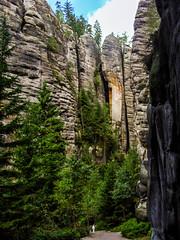 Adrspach-Teplice Rocks (Jenny Far Away) Tags: czechrepublic bohemia rockformations rocks adrspach teplice
