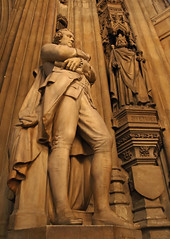 MPs and Monarchs... (Treflyn) Tags: westminster king parliament stephen burke edmund