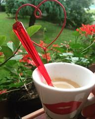 Buongiorno (un certain regard1) Tags: caff buongiorno fiori cuori