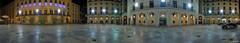 360 Degrees of La Plaza de Ayuntamiento, Alicante (Fotomondeo) Tags: alicante alacant spain espaa djiosmo panorama hoguerasdesanjuan fogueres