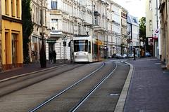 Der fliegende Hollnder (airSnapshooter) Tags: gera germany deutschland tramway tram city freistaatthringen canoneos6d canonef70200f4l traffic europa europe