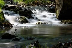 Sparkling cascade (Crones) Tags: prague czechrepublic canon 6d canoneos6d canonef70200mmf28lisusm canon70200mmf28l 70200mmf28lisusm 70200mmf28 70200mm f28l czech nature water stream