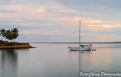 Calm (victor_chieng) Tags: kudat resort morning sun rise calm