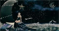 Midsummer Night (Duchess Flux) Tags: hairfair catwa blacklace weloveroleplay kunglers purepoison collabor88 ooo pixelmode indieteepee fantasy midsummersnight fantay secondlife sl