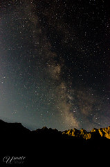Milky Way over Shigar Valley Desert (Umair Nasir's) Tags: shigar skardu milky way night photography