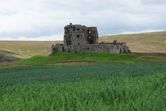 "Auchindoun Castle ( a relic of the past ) (""nessie"") Tags: castle fort stronghold scotland building remote auchindoun"
