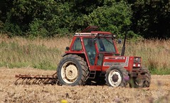 C251 PEG (1) (Nivek.Old.Gold) Tags: 1986 fiatagri 10090 dt 4wd tractor cultivator