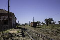 "2253'12.0""S 4708'33.5""W (Fabio_CPS) Tags: railroad railway rust color cam treking outdoor power nature angular street sd70 ac44 ge extreme calor hot sun"
