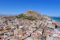 Alicante City View (Fotomondeo) Tags: alicante alacant espaa spain fujifilmxm1