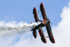 Airventure 2016 (Mike Rollinger) Tags: dracula eaa airventure 2016 oshkosh wisconsin air show planes airplane airplanes jets flight demonstration