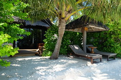 Beach Villa (survivingmaldives) Tags: jumeirah vittaveli maldives surviving