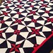 """We don't do it often( extremely time consuming) but here is a quilt sherie quilted exactly like the picture on the book it was made from. It turned out beautiful! #longarmQuilter #longarmer #longarmQuilting #quilting #machineQuilter #machineQuilting  #cus • <a style=""""font-size:0.8em;"""" href=""""http://www.flickr.com/photos/75695051@N03/16427026033/"""" target=""""_blank"""">View on Flickr</a>"""