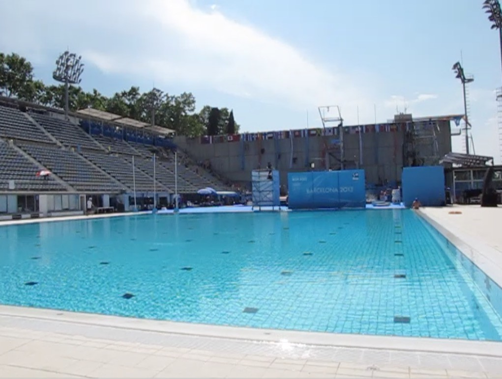 The world 39 s best photos of 7m50 flickr hive mind for Piscine olympique