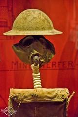 Gas (Lock Stock and Travel) Tags: nikon memorial war australia gas gasmask canberra act awm australianwarmemorial respirator gasattack trenchwarfare d700 davidnaylor