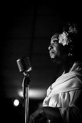 Billie Holiday Tribute (Dorret) Tags: music concert live blues baltimore pennsylvaniaavenue tribute bigband charleswilson billieholiday ladyday archsocialclub april4th2015 denysepearson phillbutt thearchsocialclubbigband