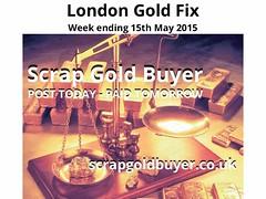 London Gold Fixing 15th May 2015 (kep19563) Tags: gold goldfix goldprice londongoldfix goldfixgbp sterlinggoldprice sterlinggoldfix goldfixing
