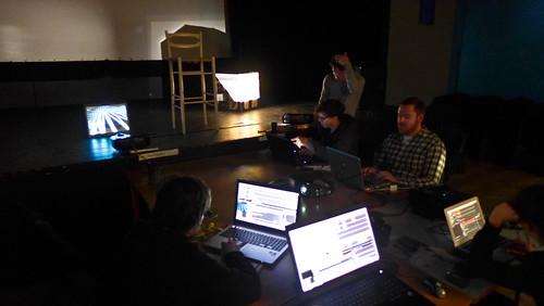 "WORKSHOP: Percepce lidského oka / Video jako zdroj světla na divadle • <a style=""font-size:0.8em;"" href=""http://www.flickr.com/photos/83986917@N04/17084652682/"" target=""_blank"">View on Flickr</a>"