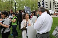 #JusticeForFreddie Rally
