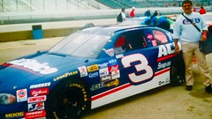 Dale Earnhardt Jr., He is in the car,  Pictures With NASCAR Drivers (Picture Proof Autographs) Tags: fredweichmann frederick weichmann pictureproofphotoproofauthenticauthenticatedgenuinerealautoracingnascarserieswinstoncupsprintbuschnationwidecraftsmancampingworldtrucktrucksxfinityimageimagesautographautographsautographedsigningsigneddriverdriverscrewchie photograph photographs inperson pictureproof photoproof picture photo proof image images collector collectors collection collections collectible collectibles classic session sessions authentic authenticated real genuine sign signed signing sigature sigatures auto autos vehicles vehicle model automobile automobiles driver drivers autoracing sport sports nascar winstoncup sprint cup busch nationwide craftsman campingworld xfinity truck series dodge charger intrepid ford thunderbird chevy lumina montecarlo pontiac grandprix taurus autographes autographed autograph fred frederickweichmann