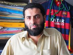 Shop owner, Rawalpindi!