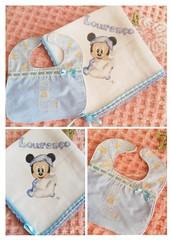 Fraldinha babete Loureno (AnnCrafts Artesanato) Tags: baby handmade bib beb pintadas pintura tecido bibe babetes pinturaemtecido fraldinhadebeb acessriosdebeb towelbabymouth produtosbeb