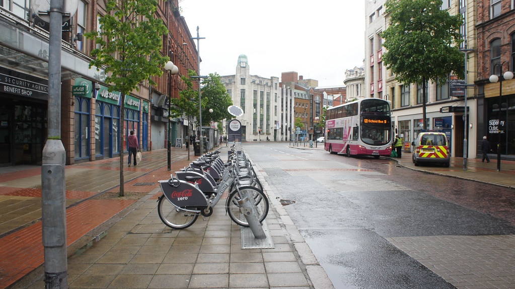 BELFAST BICYCLE SHARE SCHEME [NOW OPERATIONAL] REF-104829