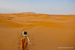 Morocco-View from the camel (doveoggi) Tags: outdoors sand desert dunes morocco merzouga saharadesert ergchebbi 5347 worldtrekker