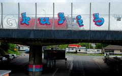Graffiti A20 (oerendhard1) Tags: urban streetart art graffiti rotterdam vandalism a20 noord kufis