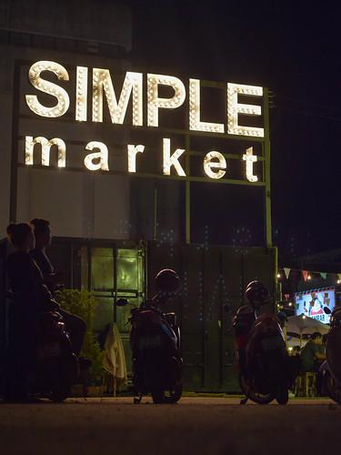 Simple Market, Chiang Mai