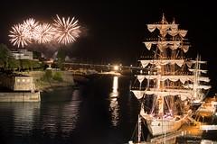 Brest 2016 J1 (Kambr zu) Tags: feudartifice brest2016 erwanach kambrzu cuauhtemoc belem tonnerredebrest sea boat troismats
