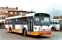 811 34B (brossel 8260) Tags: bus belgique liege stil sncv